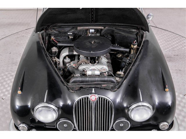 1961 Jaguar MK2 3.8 For Sale (picture 4 of 6)
