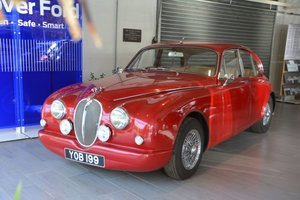 1967 Jaguar MkII 3.8 Automatic For Sale by Auction