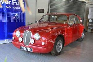 1967 Jaguar MkII 3.8 Automatic