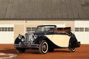 1950 Jaguar Mark V 3.5L cabriolet No reserve For Sale by Auction
