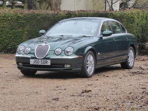 2004 Jaguar S Type 3.0 V6 SE Full Jaguar Service History