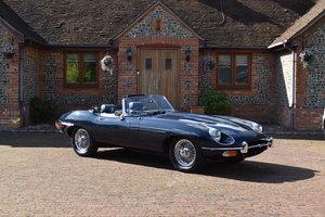 1968 Beautifully restored Jaguar E Type Series 2 DHC RHD
