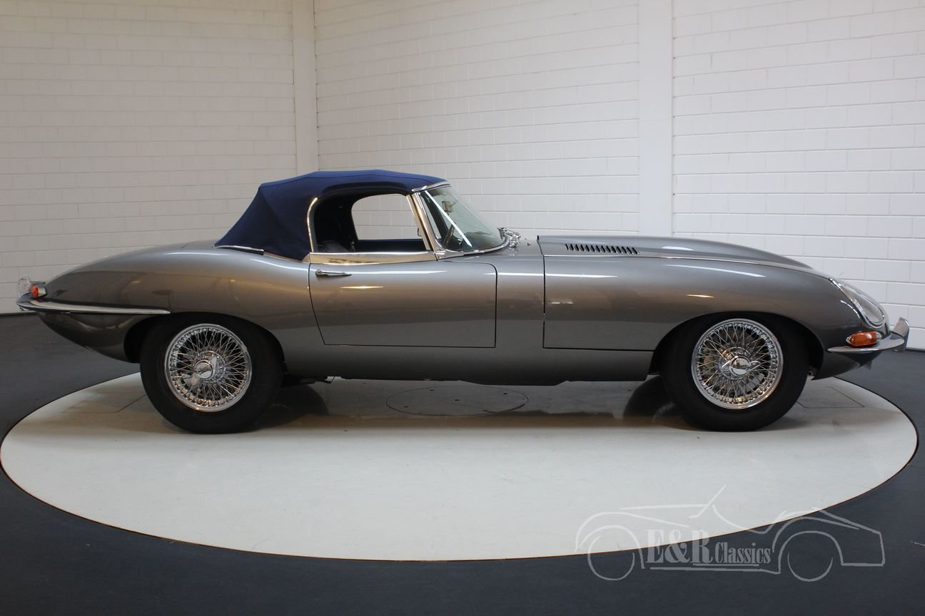 Jaguar E-Type S1 Cabriolet 1965 Top restored For Sale (picture 6 of 6)