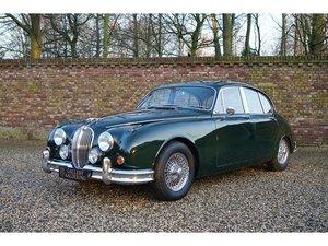 1960 Jaguar MK2 3.8 well documented