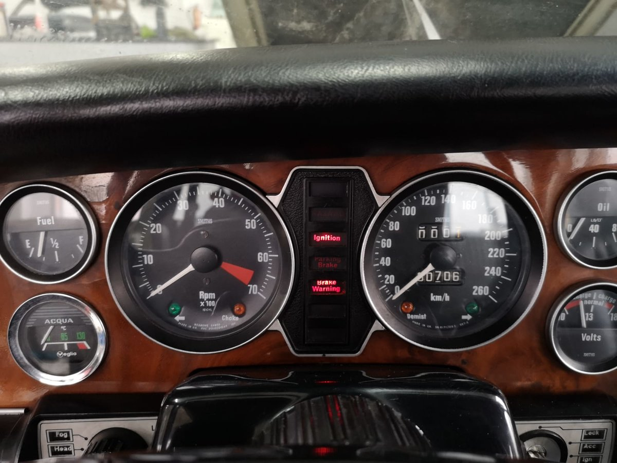 1975 Jaguar xj12 large body SOLD | Car and Classic