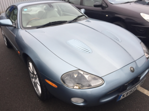 2002 Jaguar XKR 4.2 Supercharged Coupe For Sale