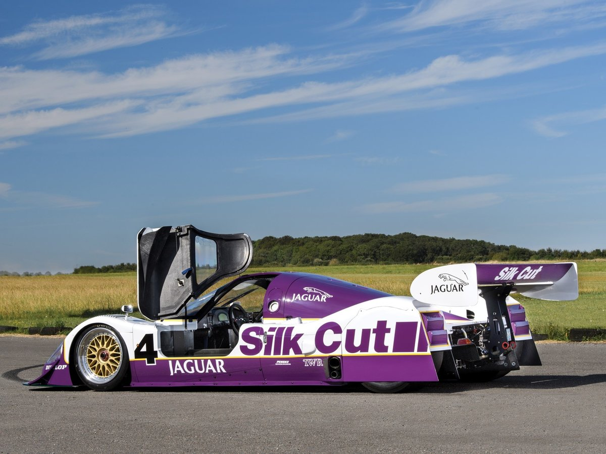 1989 Jaguar XJR 11- Chassis Number: 590 For Sale by Auction (picture 1 of 6)