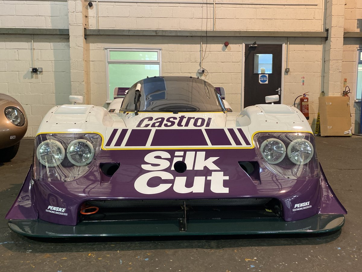 1989 Jaguar XJR 11- Chassis Number: 590 For Sale by Auction (picture 3 of 6)