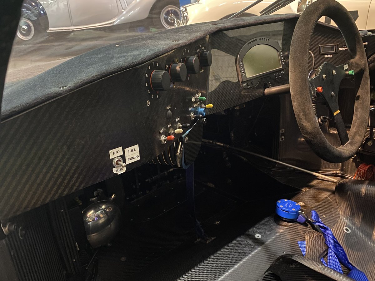 1989 Jaguar XJR 11- Chassis Number: 590 For Sale by Auction (picture 6 of 6)