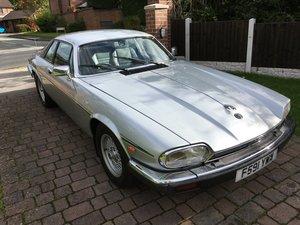 1988 Jaguar XJS 3.6 Coupe