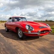 1964 JAGUAR E-TYPE 4.2 FIXED HEAD COUPE SERIES 1  For Sale