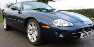 1998 Jaguar XK8 4.0 Automatic Coupe 87,000 miles FSH