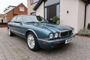 1998 JAGUAR XJ 4.0 1 0WNER 18000 MILES £8950 For Sale