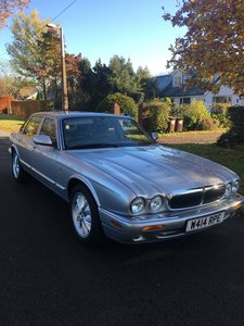 2000 Jaguar XJ8 3.2 Executive For Sale
