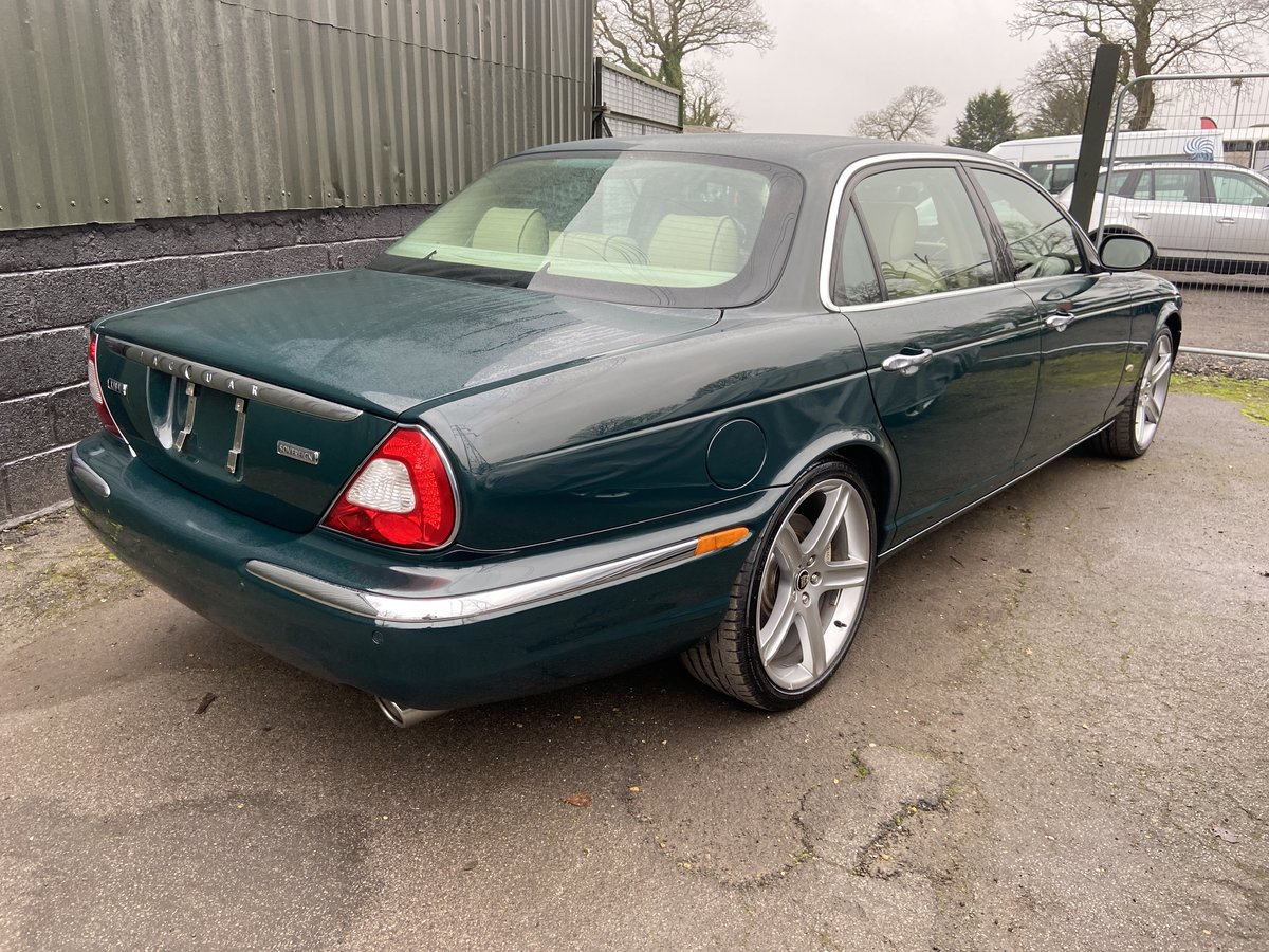 2007 Jaguar Sovereign SUPERCHARGED 4.2 LWB 47k miles For Sale (picture 2 of 6)