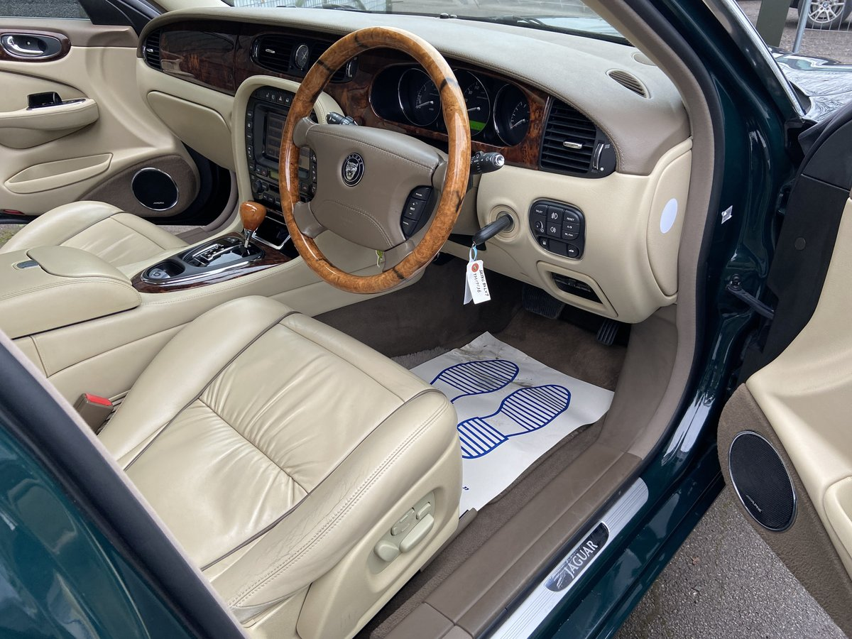 2007 Jaguar Sovereign SUPERCHARGED 4.2 LWB 47k miles For Sale (picture 4 of 6)