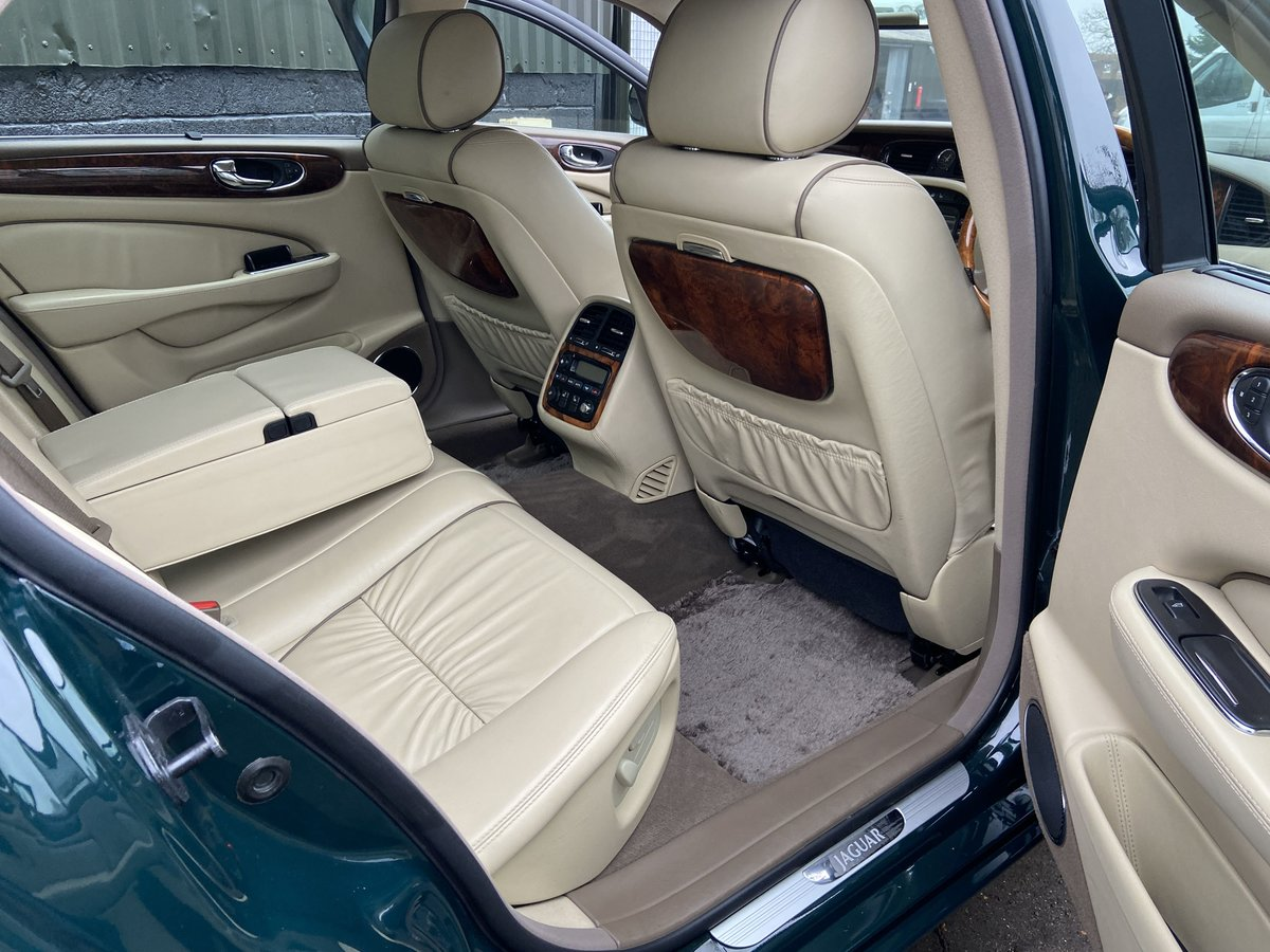 2007 Jaguar Sovereign SUPERCHARGED 4.2 LWB 47k miles For Sale (picture 5 of 6)