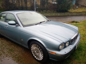 2006 jaguar sovereign lwb 2.7 tdi