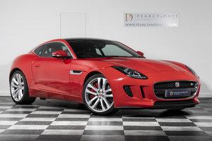 2014 / 14 Jaguar F-Type 'S' V6 Supercharged SOLD