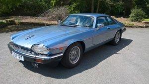 1990 Jaguar XJS HE V12 For Sale by Auction