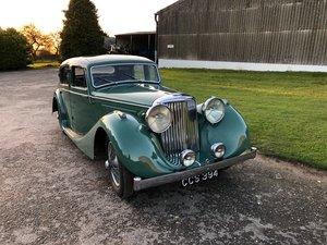 1948 Jaguar Mk4 3 1/2 litre