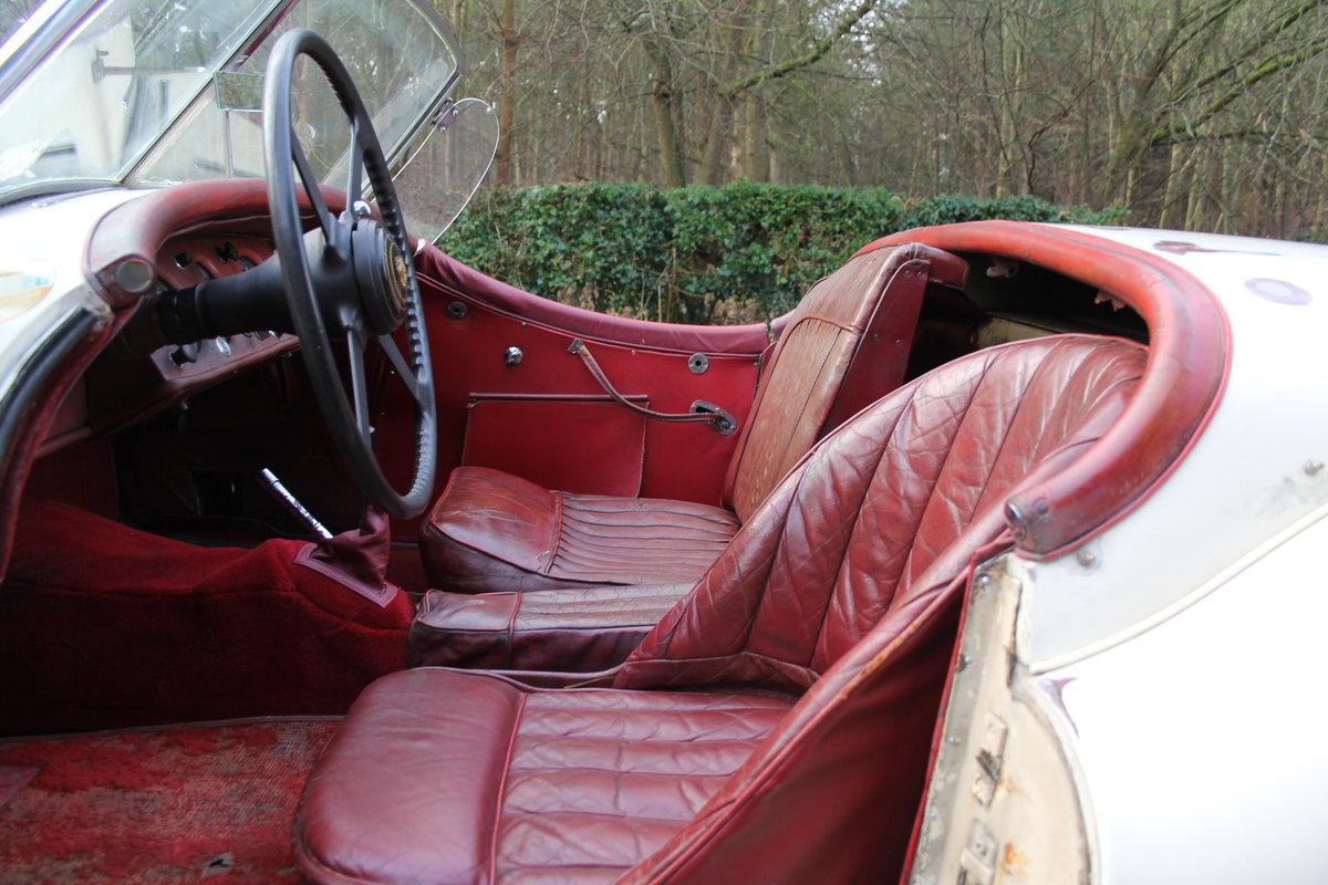 1954 Jaguar XK120 Roadster, Incredibly Original, Race History For Sale (picture 8 of 16)