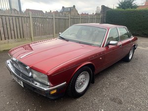 1992 Jaguar XJ40 SOLD by Auction