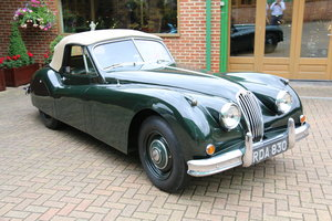 1955 Xk140 DHC - Preservation class For Sale