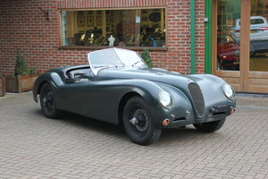 1953 Unique XK120 SOLD