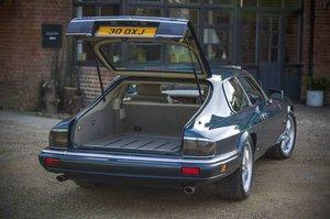 Jaguar XJS 3 Door Fastback 'One of a kind'