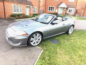 2010 Jaguar XKR Low miles pristine condition vinyl wrap