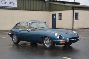 1969 Jaguar E-Type S2 4.2 2+2