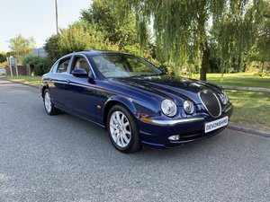 2004 Jaguar S Type 3.0 V6 SE Petrol ONLY 29000 MILES FROM NEW For Sale