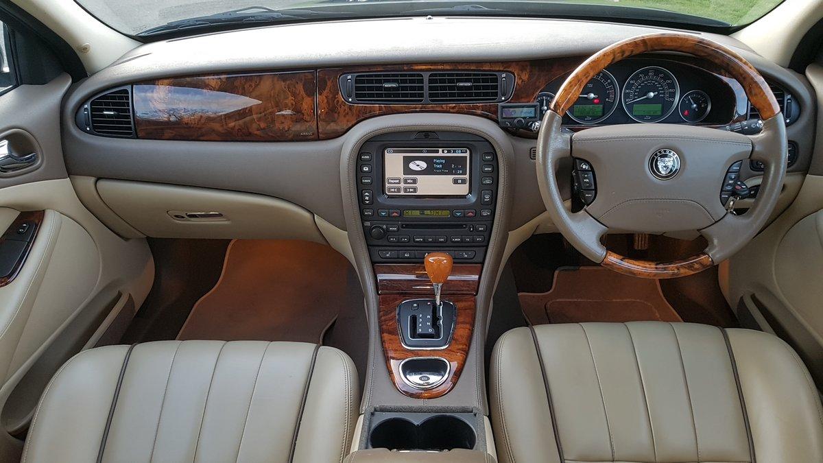 2006 56 jaguar s type 4.2 v8 se only 58k miles fsh For Sale (picture 6 of 6)