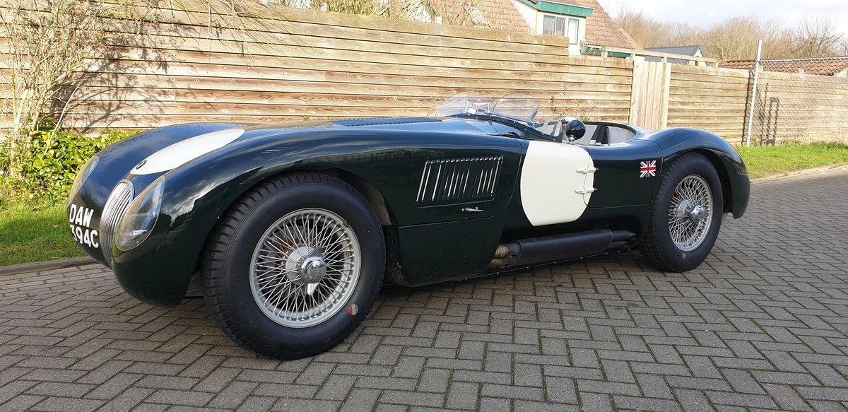 1965 Jaguar C TYPE 4.2 replica For Sale (picture 1 of 6)