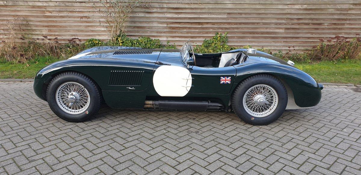1965 Jaguar C TYPE 4.2 replica For Sale (picture 6 of 6)