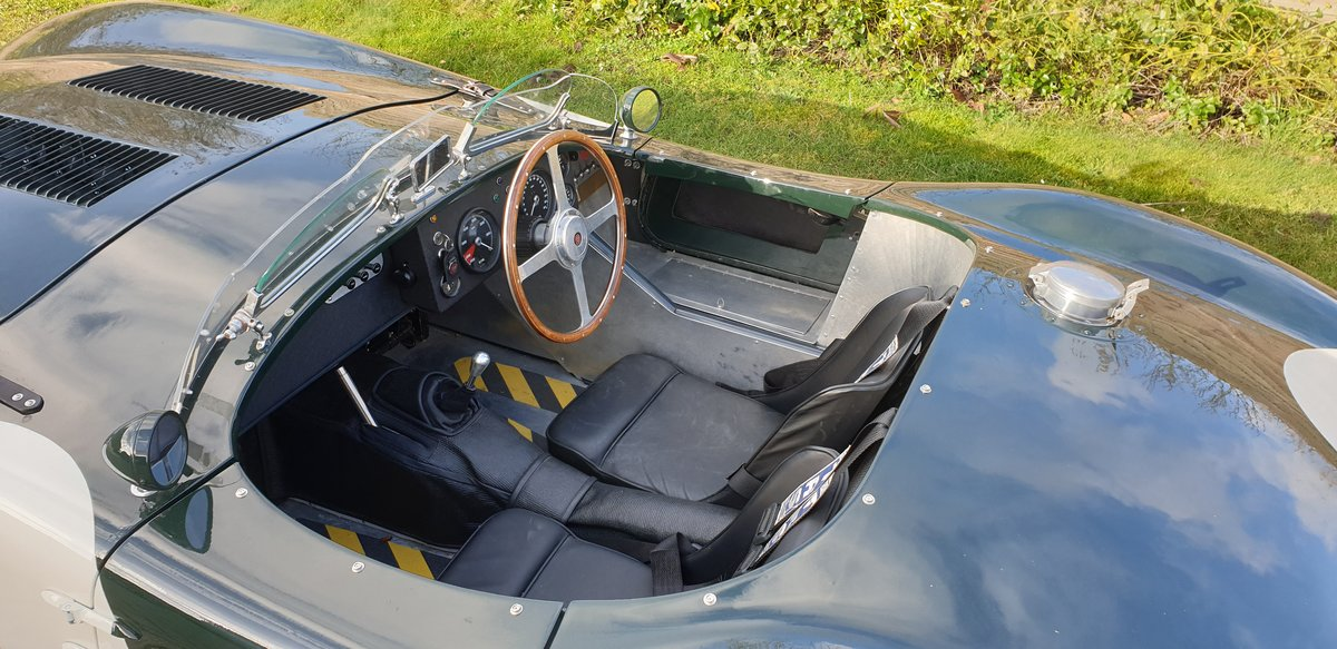 1965 Jaguar C TYPE 4.2 replica For Sale (picture 2 of 6)