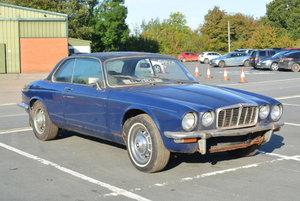 1976 Jaguar XJC 4.2 Auto For Sale by Auction