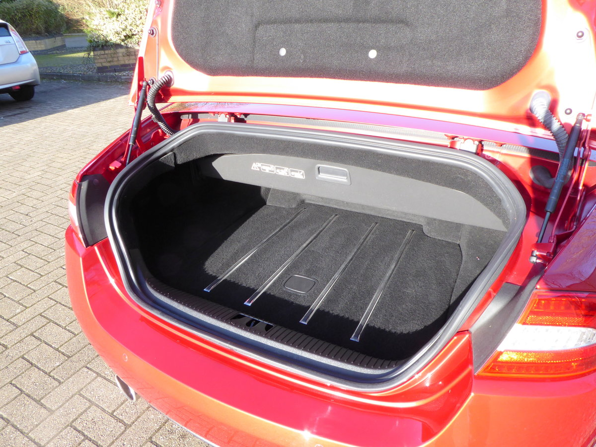 2012 Jaguar XK 5.0 Convertible Portfolio. 23,800 Miles Only SOLD (picture 4 of 6)