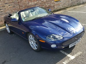 2004 Jaguar XKR 4.2 Supercharged Convertible - Immaculate