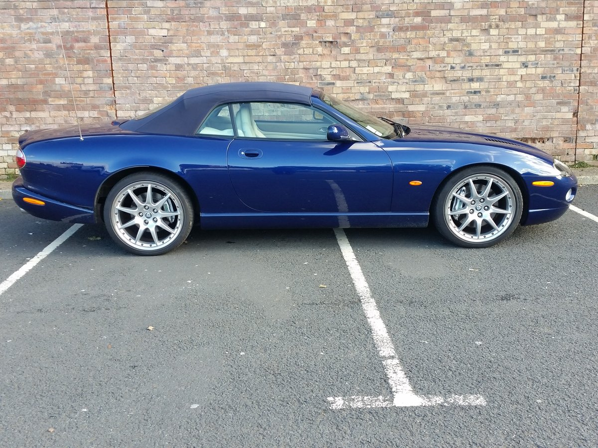 2004 Jaguar XKR 4.2 Supercharged Convertible - Immaculate For Sale (picture 6 of 6)