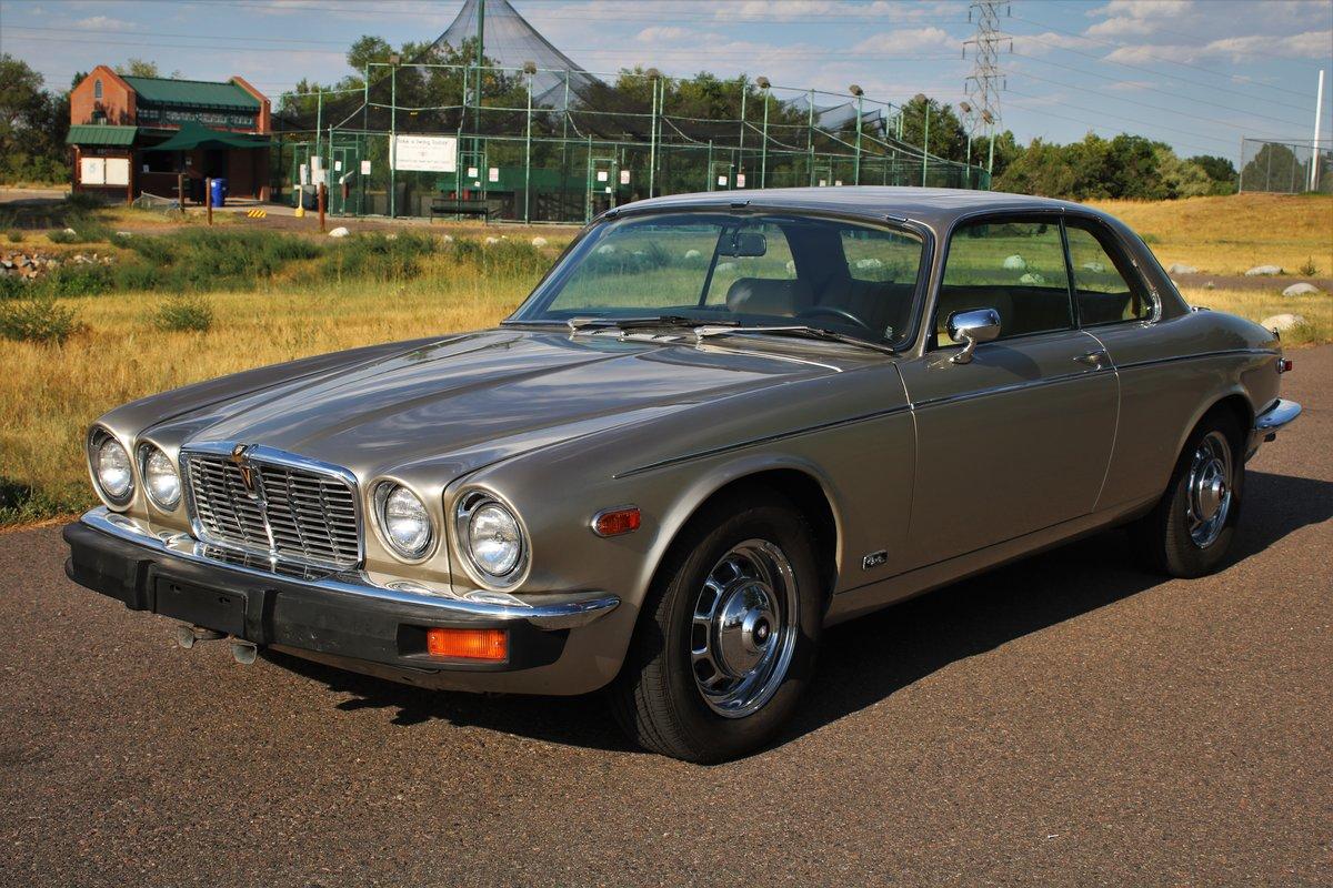 1976 Jaguar Xj12C SOLD (picture 1 of 4)