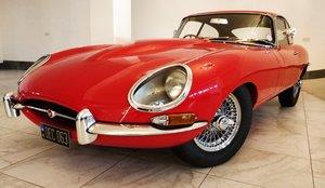 1963 Jaguar E-Type series 1 3.8 litre