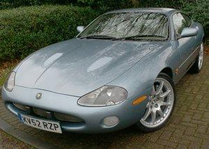2002 Jaguar XKR 4.2 Coupe Supercharged For Sale