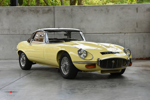 1972 Jaguar E-Type Series 3 V12 - Original RHD SOLD