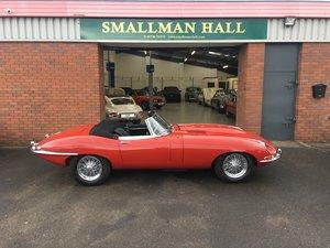 1968 Jaguar E Type 1.5 Roadster For Sale