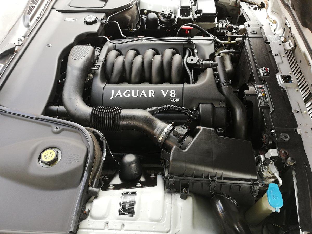2001 Jaguar XJ8 4.0 V8 X308 For Sale | Car And Classic