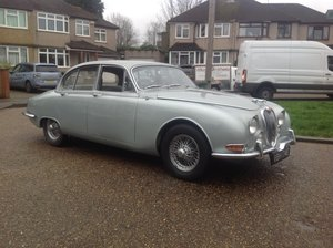 1967 Jaguar 3.4S For Sale