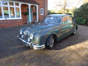 1964 A REALLY GOOD, ORIGINAL JAGUAR MK 2, 3.4 MOD WITH PAS. For Sale