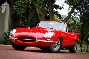 1965 Jaguar E-Type 4.2L Series 1